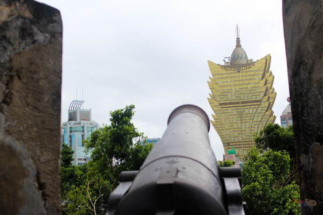 Canon in Museu de Macau