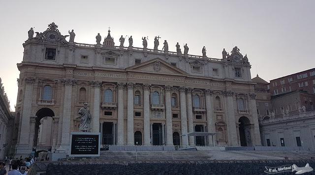 Basilica São Pedro, Vaticano