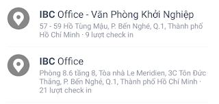 Checkin Facebook - nhận ngay ưu đãi