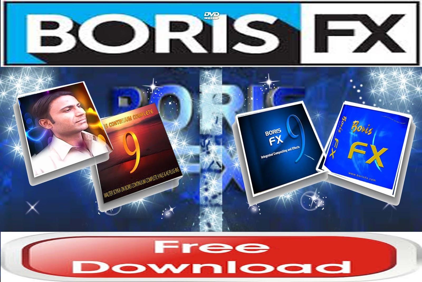boris fx 9.2 for edius 6 free download