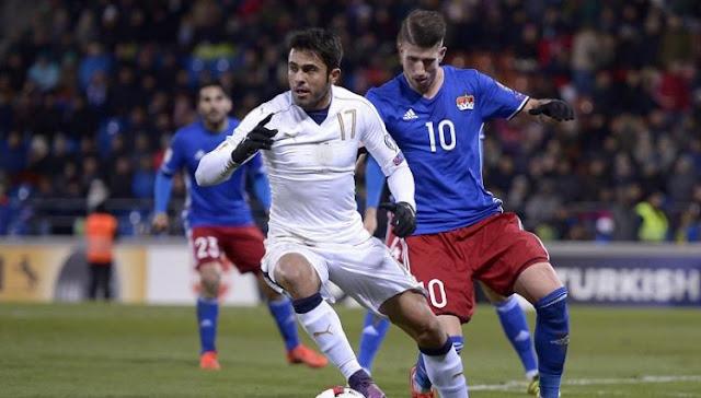 Italia vs Liechtenstein en vivo
