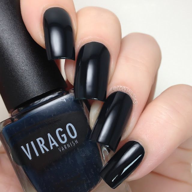 Virago Varnish-Blue Vinyl