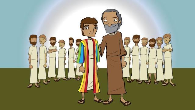 قصة النبي يوسف عليه السلام