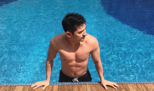 Ahron Villena posts then deletes naked Instagram story