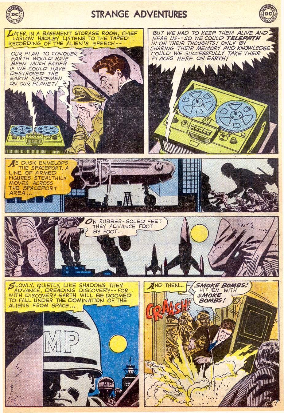 Strange Adventures (1950) issue 101 - Page 31