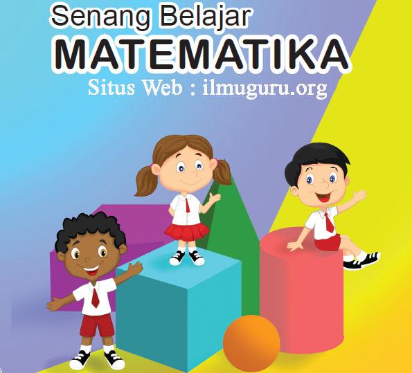Buku Matematika Kelas 6 Revisi