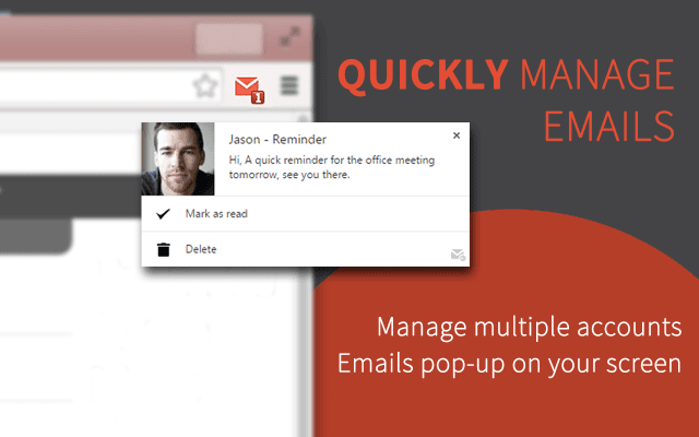 Checker Plus for Gmail - Άμεση ειδοποίηση και διαχείριση του Gmail