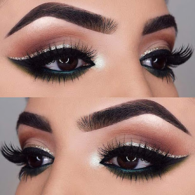 25 wonderful eye makeup looks for prom 2018 attach your