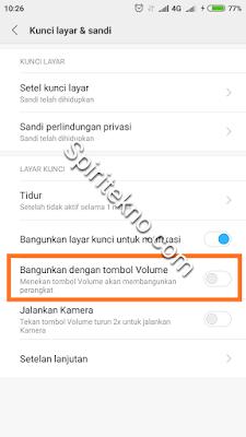 Cara Menghidupkan HP Xiaomi Tanpa Tombol Power  Hidupkan Xiaomi Anda Tanpa Tombol Power itu keren, sanggup antisipasi kalo tombolnya rusak