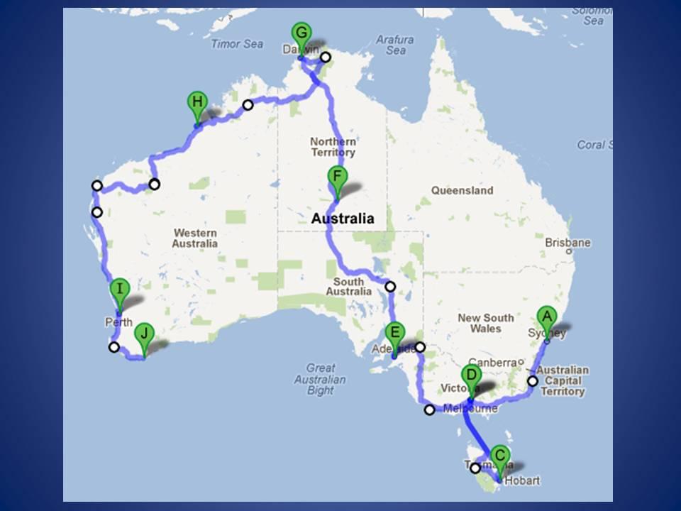 road trip en australie. Black Bedroom Furniture Sets. Home Design Ideas