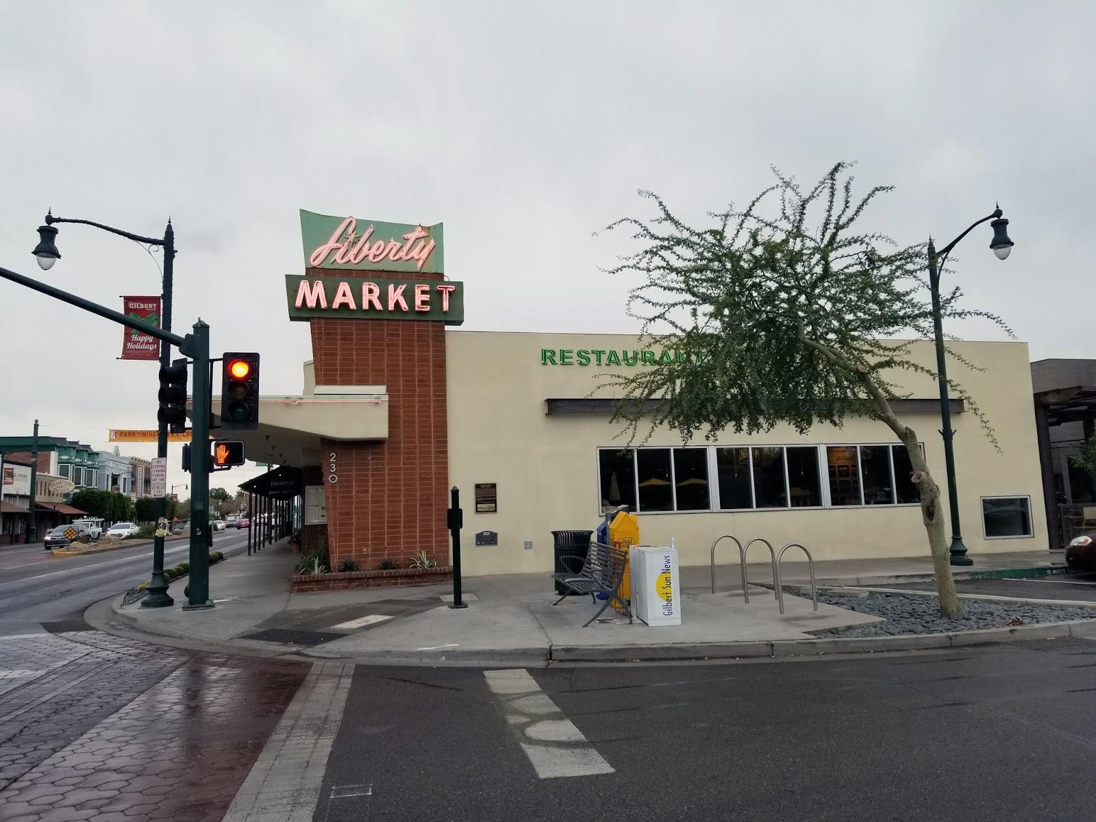 Gilbert AZ: Liberty Market