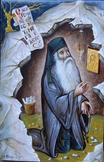 Αποτέλεσμα εικόνας για Η σημασία της προσευχής στον αγώνα εναντίον των εμπαθών λογισμών (Όσιος Θεοφάνης ο Έγκλειστος)