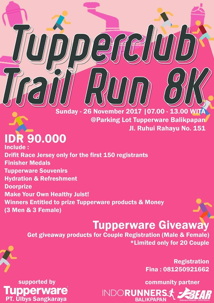 Tupperclub Trail Run • 2017
