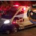 Taxi choca a ambulancia; un bebé y cuatro personas más resultan heridos