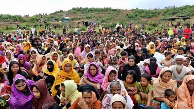 PBB Desak Myanmar Tangani Repatriasi Pengungsi Rohingya