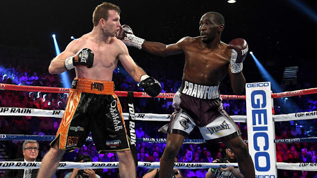 Horn No Match For Crawford Like Everyone Predicted