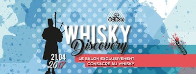 Whisky-Discovery flyer