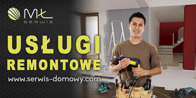 Usługi Remontowe Józefów Michalin remonty firma remontowa malarz elektryk hydraulik