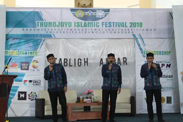 Fakultas Keislaman Mengadakan Trunojoyo Islamic Festival