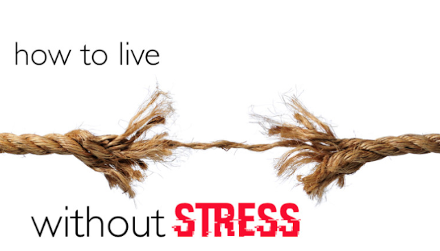 10 Simple Ways to Live a Less Stressful Life