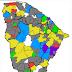 Choveu em mais de 60 municípios cearenses neste domingo (21)