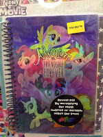 Hallmark Ornament, Foil Notebook & Scribble n Store Activity Fun