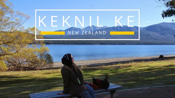 Ke New Zealand ke Kita !