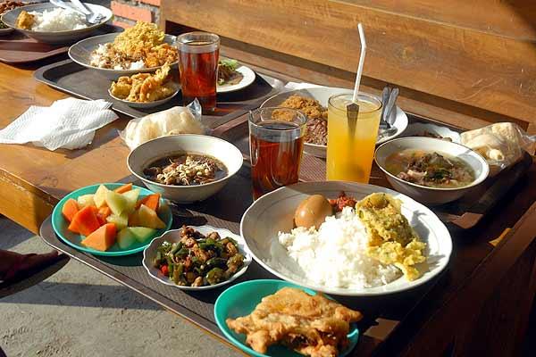 Daftar tempat makan enak Temanggung