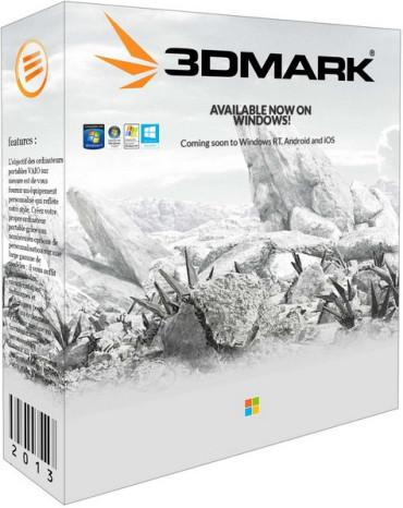 Futuremark 3DMark Expert two..2724