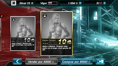 Tekken Card Tournament a luta em forma de cartas 4