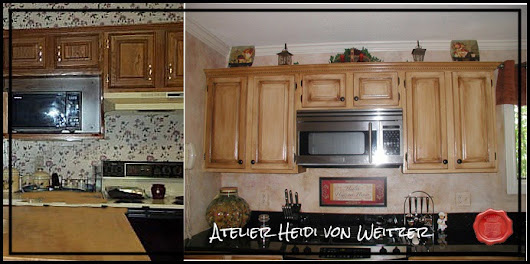 DIY  Aus Alt Mach Neu   Landhausstil Küchenschränke  So Wirdu0027s Gemacht!