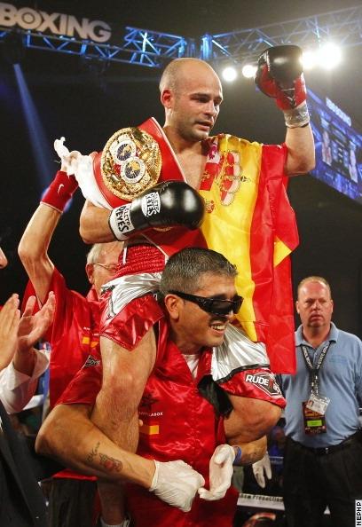 ボクシングニュース「Box-on!」: スペインに新王者 マルティネス ...