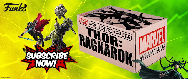 Marvel Collector Corps Thor: Ragnarok