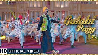 Gulabi Pagg Diljit Dosanjh Video HD Download