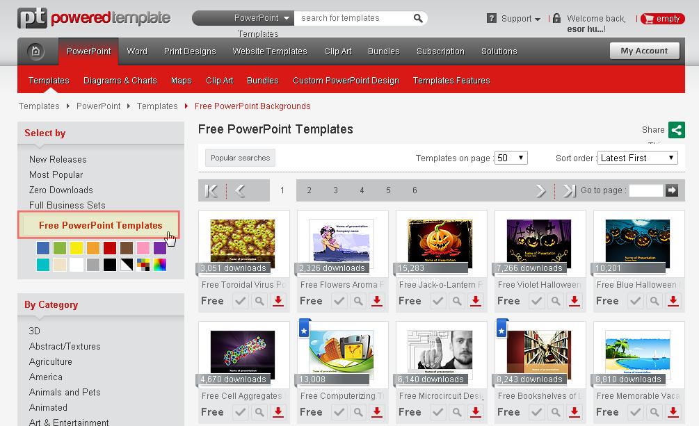 從PPT模板到網頁版型:4萬組商務版型免費下載網 數位時代
