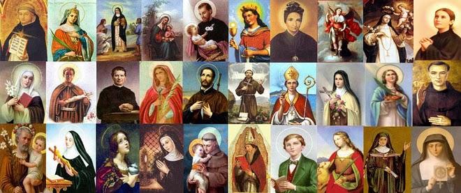 Espíritas acreditam em Santos Católicos?