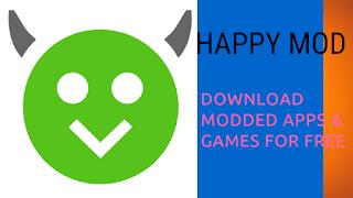 تحميل تطبيق هابى مود Happy Mod للاندرويد باخر اصدار مجانا