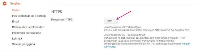 Cara Mudah Mengatasi Redirected ketika Fetch as Google Webmaster