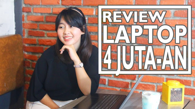 YS ART!! Laptop cuma 4 Jutaan, Review HP 14-BW017AU