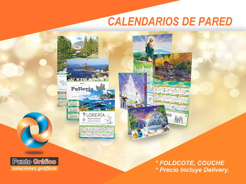 Calendario De Mecanica Hot.Imprenta Grafica Calendarios De Pared 2017 Tarjetas De
