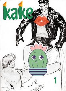 tom of finland KAKE Intruder