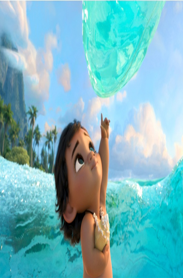 Baby moana wallpaper for mobile cute moana mobile background - Moana download hd ...
