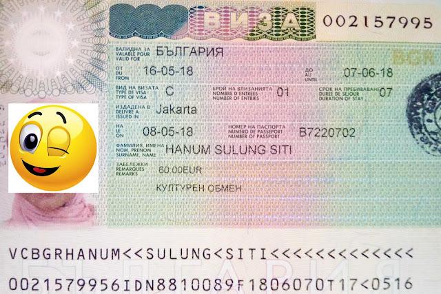 Cara mendapatkan visa Bulgaria