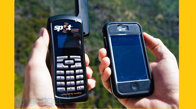 كيف تتم المكالمات الهاتفية من هاتف الى اخر لا سلكيا