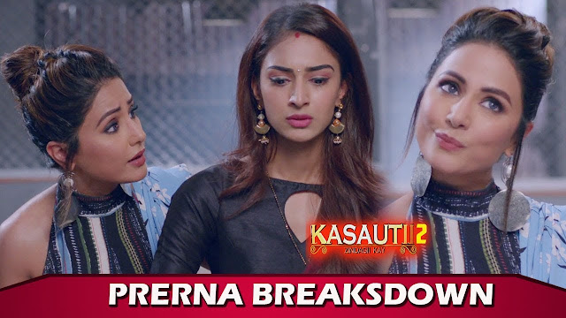 OH NO! Prerna plans her biggest war on Anurag in Kasauti Zindagi Ki 2