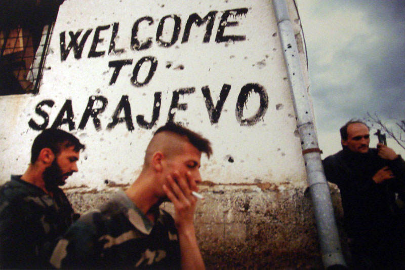 Bosnian war 20 years on: peace holds but conflict continues to haunt