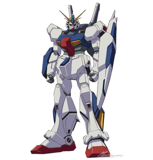 Gundam AN-01 Tristan