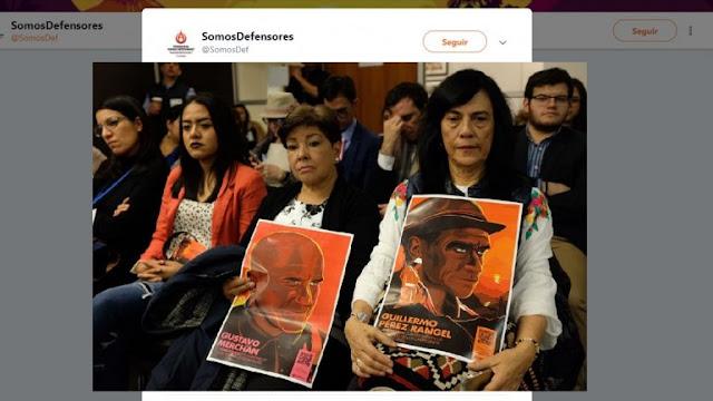 LATINOÁMERICA: Informe de ONG colombiana cotejó 155 dirigente de DD.HH asesinados año pasado.