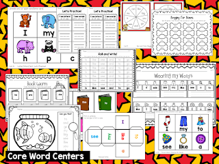 https://www.teacherspayteachers.com/Product/My-Kindergarten-Sight-Word-Centers-BUNDLE-2928173