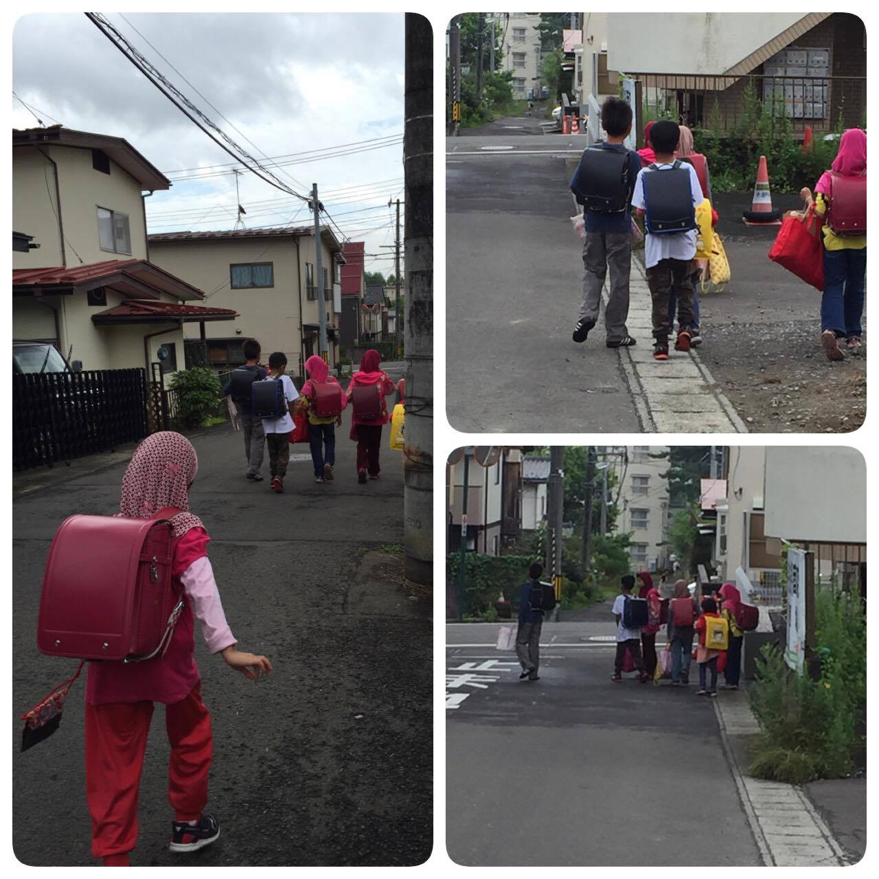 Anak sekolah di Jepun